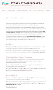 SEO Website content and copywriting